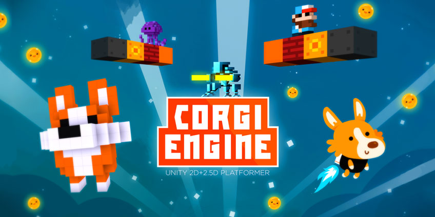 Introduction to the Corgi Engine | Corgi Engine Documentation